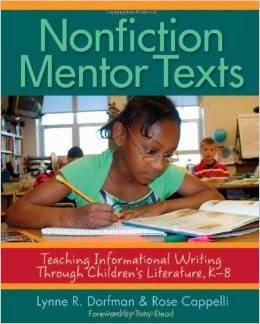 Teaching Informational writing Through Children's Literature